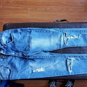 CottonOn ripped skinny jeans